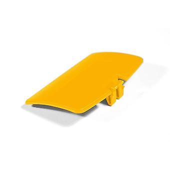 Dla Gameboy Kolor Żółty Wymiana pokrywa baterii