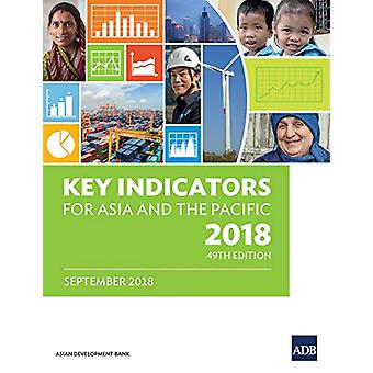 Key Indicators for Asia and the Pacific 2018 by Asian Development Ban