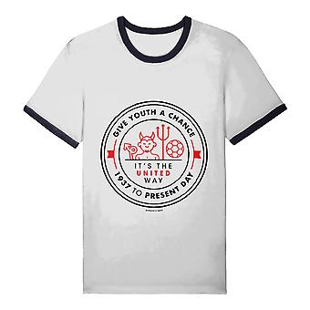 Give youth a chance - ringer t-shirt