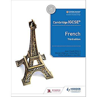 Cambridge IGCSE (TM) French Student Book Third Edition by Jean-Claude