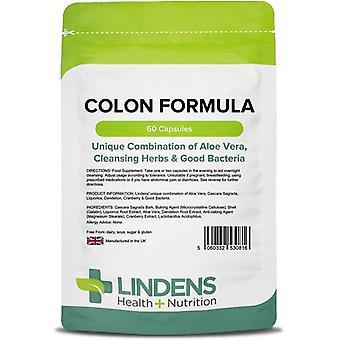 Lindens Colon Formula Caps 60 (816)