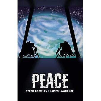 Peace by Steph Crowley - 9781788375252 Book