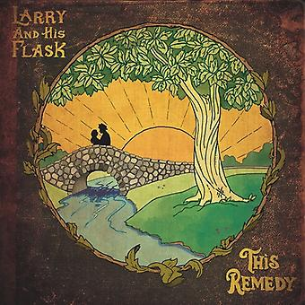 Larry & His Flask - This Remedy [CD] USA import