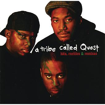 Tribe Called Quest - Hits Rarities & Remixes [CD] USA import