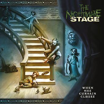 When The Curtain Closes [CD] USA import
