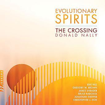 Evolutionary Spirits [CD] USA import