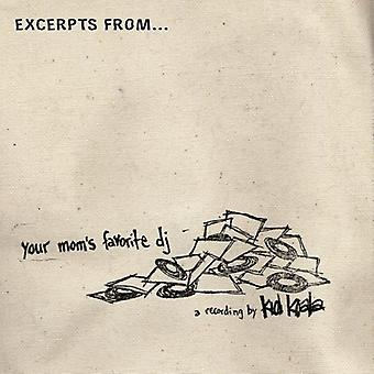 Kid Koala - Your Moms Favourite DJ [CD] USA import