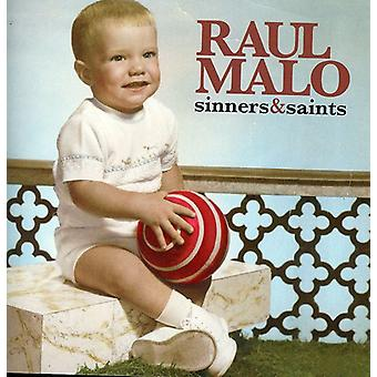 Raul Malo - Sinners & Saints [CD] USA import