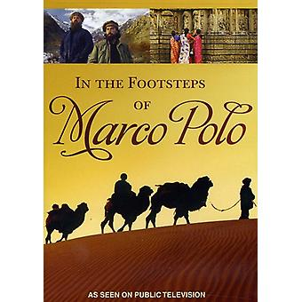 In the Footsteps of Marco Polo [DVD] USA import