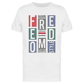 Freedom Graphic Tee Men's -Imagen de Shutterstock