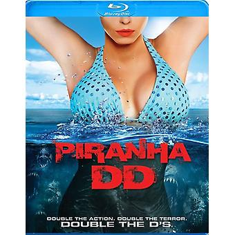 Piranha 3Dd 2D-3D [BLU-RAY] USA import