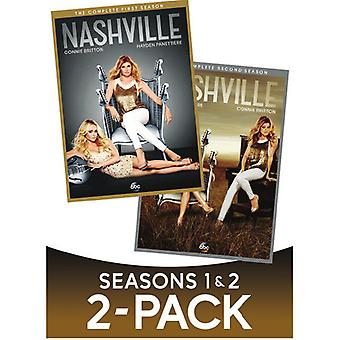 Nashville: Staffel 1 & Season 2 [DVD] USA importieren