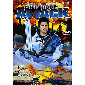 Ski Troop Attack (1960) [DVD] USA import
