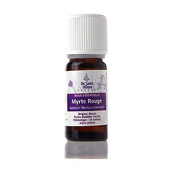 Organic red myrtle essential oil 10 ml