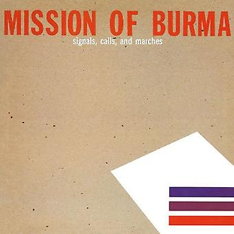 Mission of Burma - Signals Calls & Marches (the Standard E [Vinyl] USA import