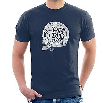 Mountain Dew Do The Dew Skull Men's T-Shirt