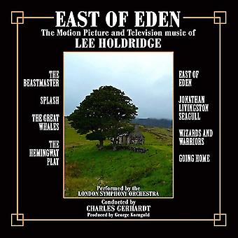 East Of Eden: The Motion Picture & Television [CD] USA import