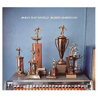 Jimmy Eat World - importation USA Bleed American [CD]
