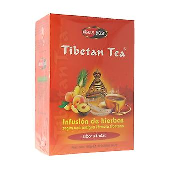Herbs infusion 90 packets (Fruits)