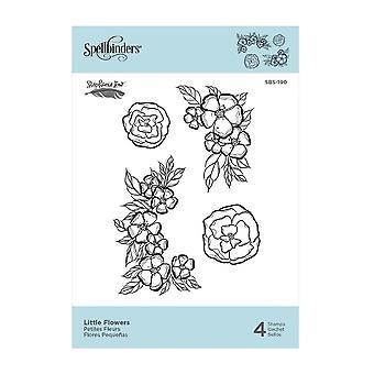 Spellbinders takertuu kumileimoihin Pienet kukat