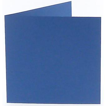 Papicolor Royal Blue Square Double Cards