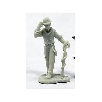 Reaper Miniatures Bones Savage Worlds 91010 Houngan