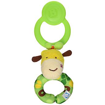 Baby Toys - B Kids - Loop Around Wrist Rattle Games New 3784