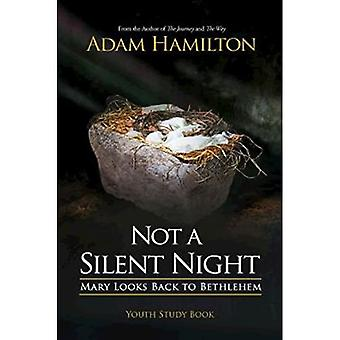 Not a Silent Night Youth Study Book: Mary Looks Back to Bethlehem (Not a Silent Night Advent)