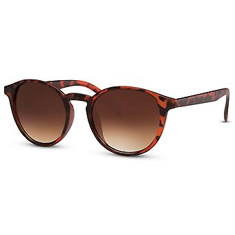 Sunglasses Unisex panto brown(turtle)/brown (CWI420)