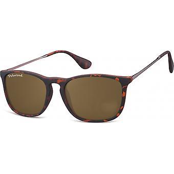 Sunglasses Unisex polarized brown (MP34C)