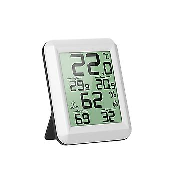 LCD Electrical Digital Thermometer and Hygrometer TS-FT0421