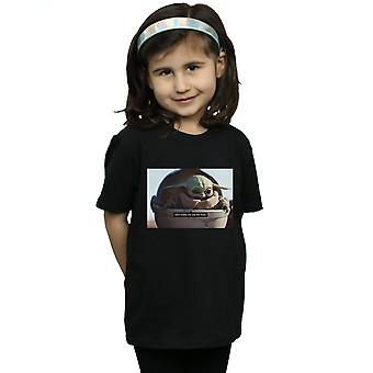 Star Wars Girls The Mandalorian Don't Make Me T-Shirt