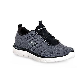 Skechers Summits Louvin 232183BKW universeel het hele jaar mannen schoenen