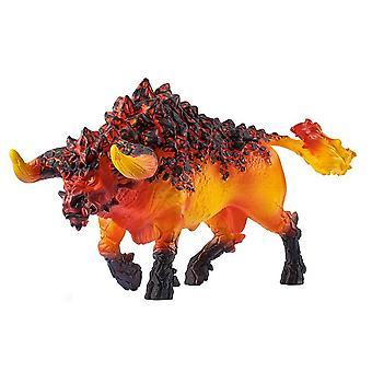 Schleich Eldrador - Taureau de feu