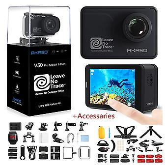 Action Camera with Touch Screen Special Edition Waterproof with WiFi Remote Control