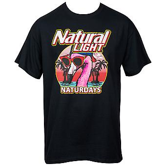 Natural Light You Party? Naturdays T-Shirt