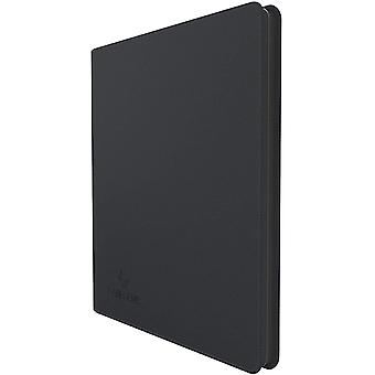 Gamegenic Zip-Up Album 24-Pocket - Black
