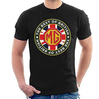 MG Het beste van British Motor Heritage Men's T-Shirt