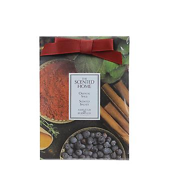 Oriental Spice Scented Sachet 20 by Ashleigh & Burwood