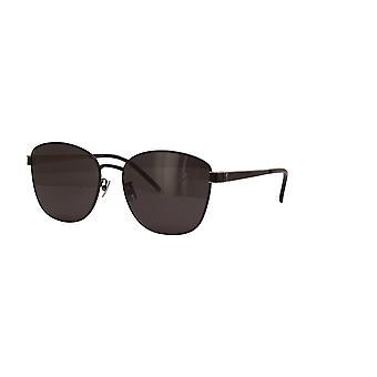 Saint Laurent SL M67/K 002 Musta/Harmaa Aurinkolasit
