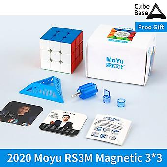Moyu Magnetic Speed Magic Cube Puzzle -magnet Cubo Magico