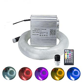 Fiber Optic Star Ceiling Lights Kit, Bluetooth App Smart Control