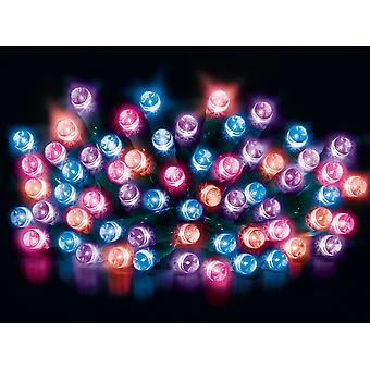Premier Decorations Multi Action SupaBrights 480 LED 8 Hour Rainbow LV162172RBW