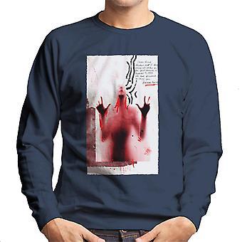Psycho Norman Bates Guest Note Men's Sweatshirt