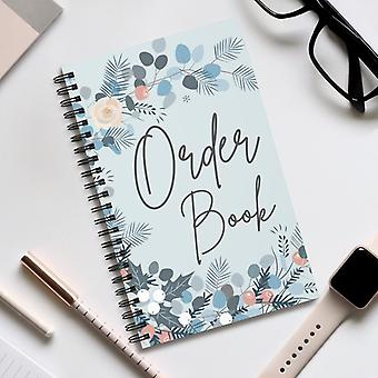 Limited Edition Blue Order Book