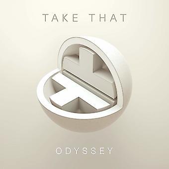 Take That - Odyssey [Vinyl] USA import