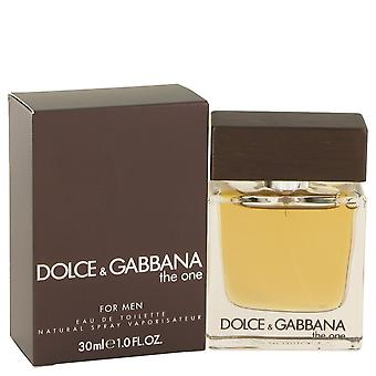 The One for Men by Dolce & Gabbana 30ml EDT Spray