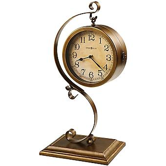 Howard Miller Jenkins Mantel Clock - Dark Gold