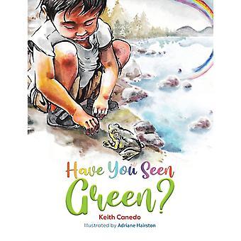 Oletko nähnyt vihreää tekijältä Canedo & Keith