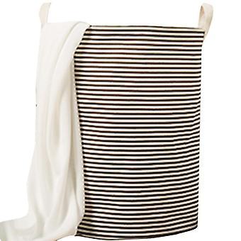 Dustproof Laundry Basket -storage Organizer With Closure
